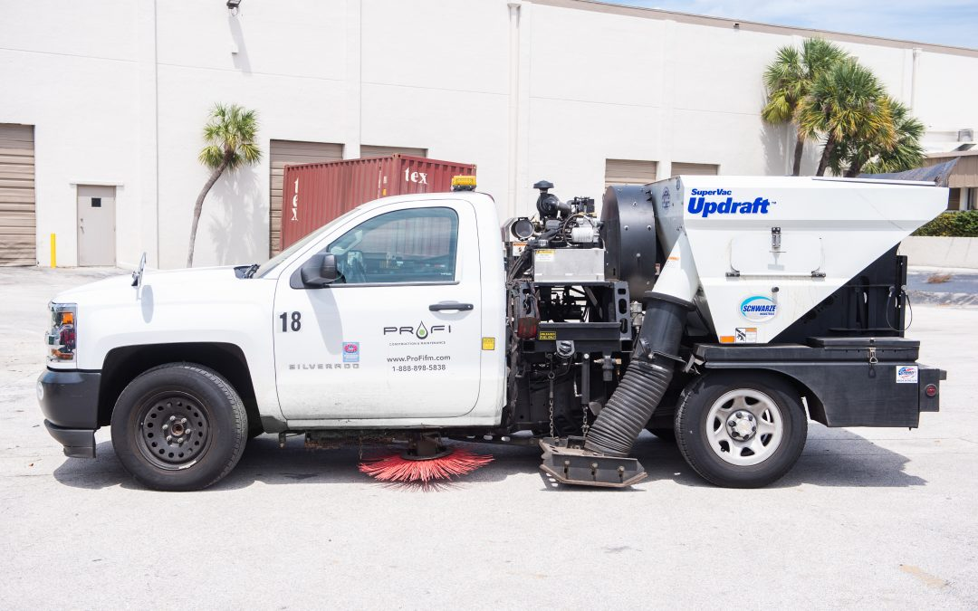 What are the Benefits of Street Sweeping?
